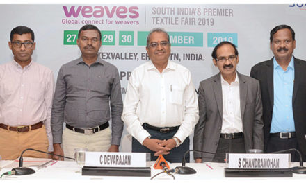 "South India's Premier Textile Fair ""WEAVES 2019"" concludes on high note"