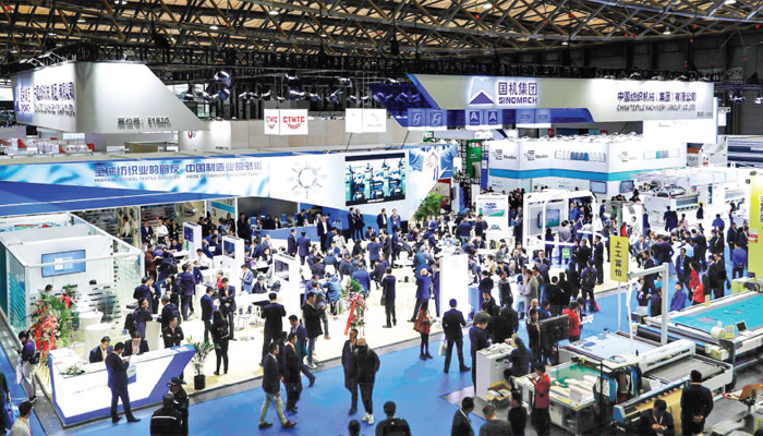 ShanghaiTex 2019 Showcases latest innovations in textile technology