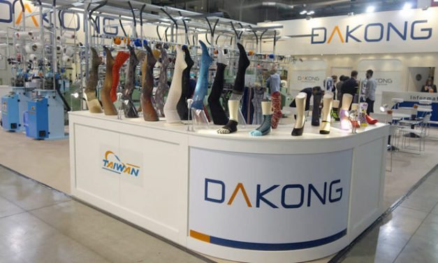 Da Kong appointed the UK agency firm as agents for their equipment