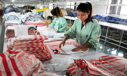 Garments manufacturers expect almost their flat growth in exports