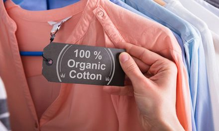 UK sales of organic textiles value grew by 10 per cent