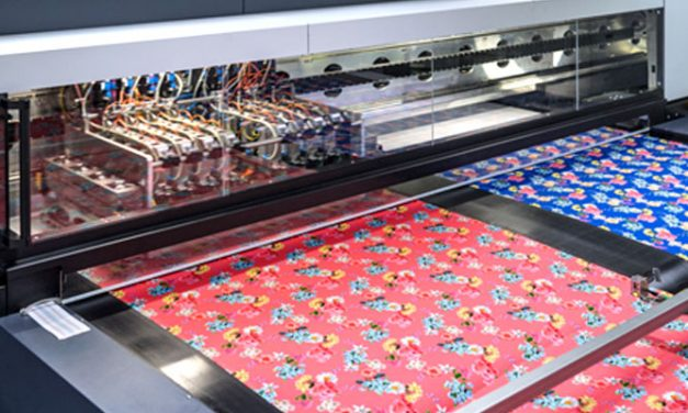 Driving ink savings in digital textile printing