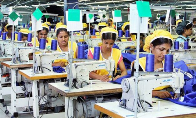 Sri Lanka plans to recruit 10,000 new employees to manufacture local textiles