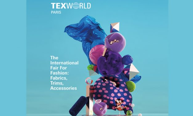 Texworld Evolution Paris, new banner for the trade shows of Messe Frankfurt France